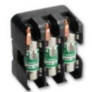 Littelfuse LFJ60200-3C Fuse Block, 200A, 600VAC, Class J, 3P, Without Indication, Box Lug