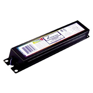 Philips Advance ICN2S54T35M Electronic Ballast, Fluorescent, High Output, 2-Lamp, 54W, 120-277V