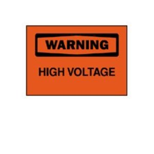 Brady 84941 Electrical Hazard Sign