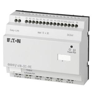 Eaton EASY618-DC-RE 24V DC EASY700/800/MFD Expansion Module