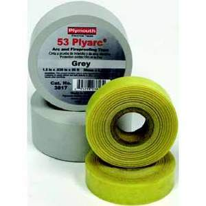 "Plymouth 03455 Silicone Rubber Tape, 1"" x 30', 20 mil Thick"