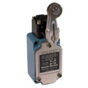 Micro Switch 1LS172 Limit Switch, GP, Side Rotary, Fixed Length, Lever, 1NO/NC, DPDT