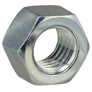 "Dottie 5HN12 Hex Nut, 1/2"", Grade 5, Zinc Plated"