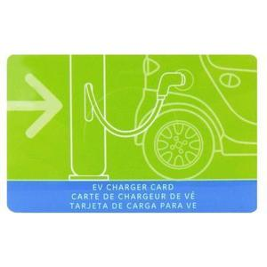 GE EVRCG10 EV Charger RFID Access Cards, 10-Pack