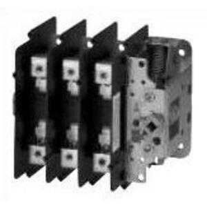 GE FD1100J Disconnect Switch, IEC Fusible, Class J, 100A, 600VAC, 250VDC, Open