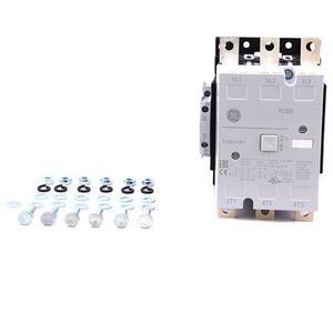 GE CK08CA311J Contactor, 156A, 3P, 460VAC, 110/127V AC Coil, Open