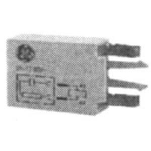 GE MP0AAE2 Contactor, Miniature, Surge Suppressor, 72-240VAC, RC Type
