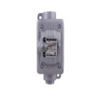 GE CR101Y400J Manual Starter, 1P, Toggle Switch, NEMA 3/4/12, 3/4HP