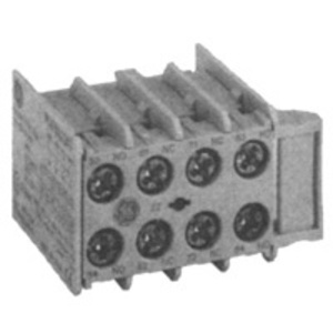 GE MARN431AT Contactor, Miniature, Auxiliary Contact, Front Mount, 3NO/1NC