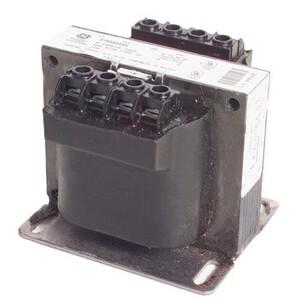 GE 9T58K2909 Transformer, Control, Terminal Connection, 200VA, 120x240-120/240