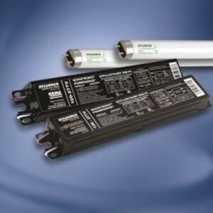 SYLVANIA QHE2X32T8/UNV/DIM/TC Electronic Dimming Ballast, Fluorescent, T8, 2-Lamp, 32W, 120-277V