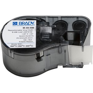 Brady M-49-498 Label Maker Cartridge