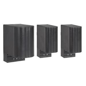 Hoffman DAH501TS Semiconductor Heater, 50W, 110/120V AC/DC, Black, Plastic