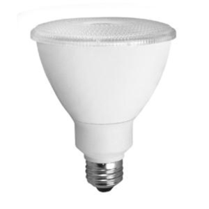 TCP LED12P30D30KFL Dimmable LED Lamp, PAR30, 12W, 120V, FL40