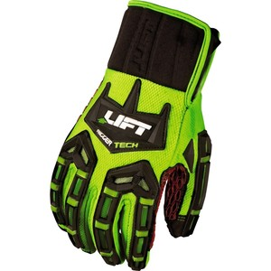 Lift Safety GRA-12HVL Impact Resistant Gloves, Large