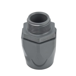 Carlon LT43D-NEW Liquidtight Connector, Straight, 1/2""