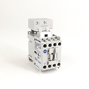 Allen-Bradley 700-CF220EJ Relay, Industrial, IEC, 4P, NO/NC, 24VDC Coil, with Diode