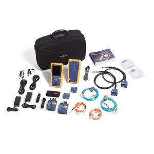 Fluke Networks DTX-10GKIT Copper Testing Kit