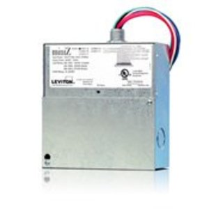 Leviton MZD30-101 IRC Dimming Version, 3 zone, 1 relay, 120V/277VAC, Title 24 compliant, ASHRAE 90.1 compliant