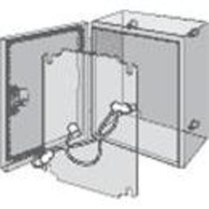 Hoffman LLGK Grounding Kit For Inline Enclosures