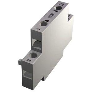 Allen-Bradley 150-CA10 Motor Controller,  Auxiliary Contact Block, 1NO, Side Mount