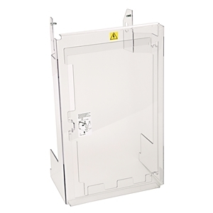 Allen-Bradley 1495-N63 Disconnect, Fuse Cover, Protective, with Door, Left Hand, 400A