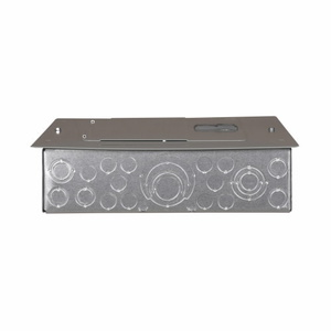 Eaton BR2040N200G Load Center, Convertible, 200A, 120/240VAC, 1PH, 20/40, NEMA 1