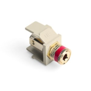 Leviton 40833-BIR Adpt Bind Post W/red Iv