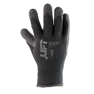 Lift Safety GPT-12KL Latex Dip Glove - Size: Large