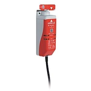 Allen-Bradley 440G-LZS21SPLH Safety Switch, Guard Locking, 24VDC Solenoid, RFID Standard, M12 8 -Pin