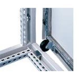 Hoffman PDSRKL Door Stop Roller Kit For Large Enclosures, Steel/Non-Metallic