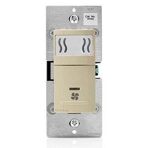 Leviton IPHS5-1LI Humidity Switch, Ivory