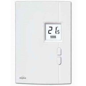 Cadet TH401 Electronic Non-Programmable SP Thermostat White