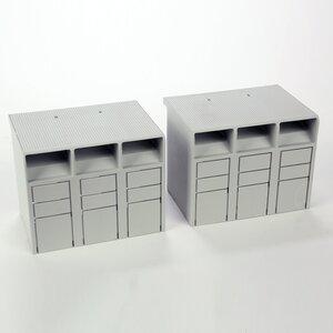 """Allen-Bradley 140G-J-TC3H Breaker, Molded Case, Terminal Cover, J Frame, 3P, 2"""" Height"""