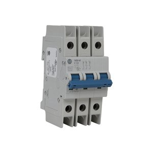 Allen-Bradley 1489-M3D030 Breaker, Miniature, 3A, 3P, 480Y/277VAC