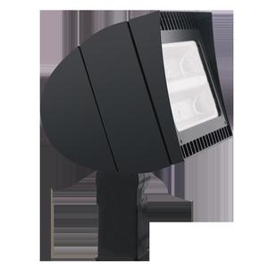 RAB FXLED150SF Flood Light, LED, 1-Light, 150W, 120-277V, Bronze