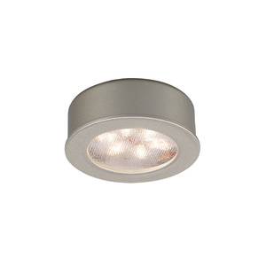 WAC Lighting HR-LED87-WT Button Light, LED, 5W, 24V, White
