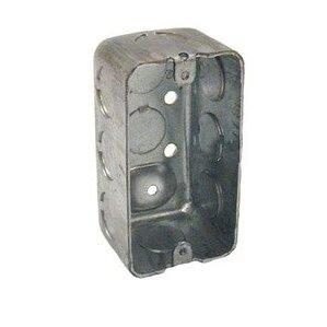 Hubbell-Raco 8660 Hndybx 4x2 1-7/8dp 1/2ko Drw Bmp