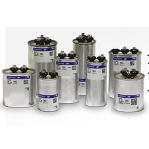 Regal-Beloit 97F9622 Capacitors, Motor Run, 370VAC, 50mf, Case Style A