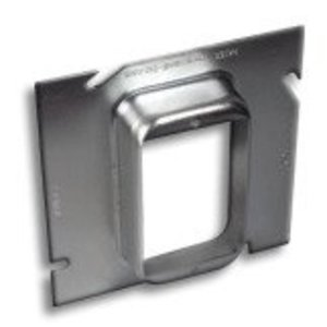 "RANDL Industries D-51G010 Extension Ring, 5"" x Single Gang, 1"" Deep"