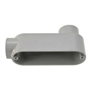 "Hubbell-Killark EALB-3 1"", Type LB, ""E"" Series, Conduit Body"