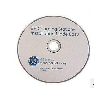 GE EV100CD CD WITH STANDALONE SW EV100