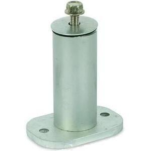 "UniRac 004600C 6"" Aluminum Flat Top Standoff"