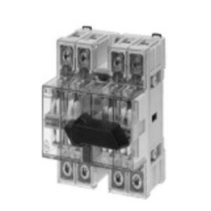 GE D/061312-201 Disconnect Switch, Non-Fused, 30A, 3P, IEC Style, Vu-Break