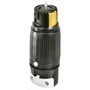 Hubbell-Bryant CS6364 Lkg Conn, 3p4w, 50a 125/250v