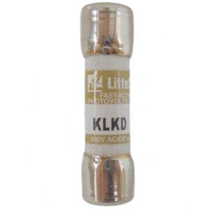 Littelfuse KLKD.500 LF KLKD.500 FAST-ACTING AC/DC MIDGET FUSE