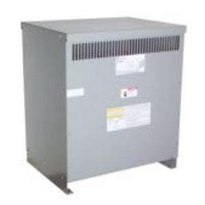 GE 9Q3A015ABS01A0N2L0T Transformer, Dry Type, 15KVA, 480 Delta - 480Y/277, NEMA 2