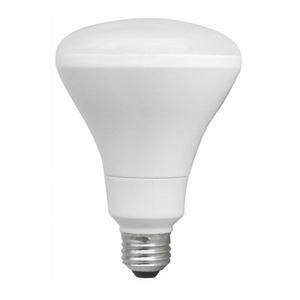 TCP LED10BR30D30K Dimmable LED Lamp, BR30, 10W, 120V