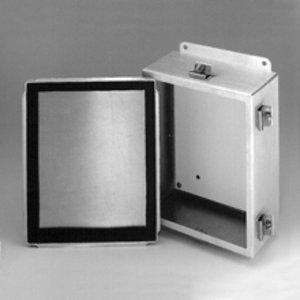 Cooper B-Line AW108AP Jic Alum Panel, For Enclosure 10x8