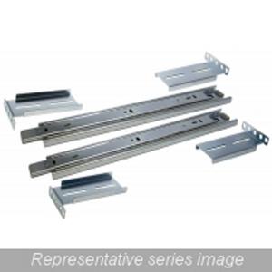 "Hammond Mfg RSLIDE22 Equipment Slides (pair) - 22"""